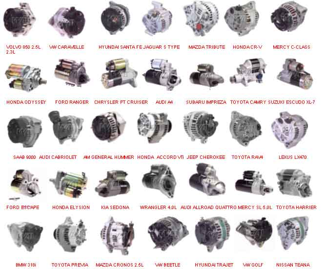 Alternator Starter Motors Christchurch